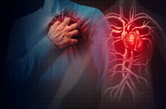 Factors That Increase  the Risk of Heart Attack